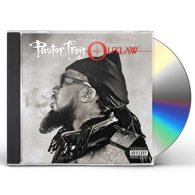 Pastor Troy OUTLAW CD