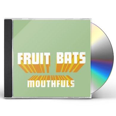 Fruit Bats MOUTHFULS CD