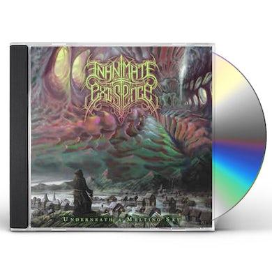 UNDERNEATH A MELTING SKY CD