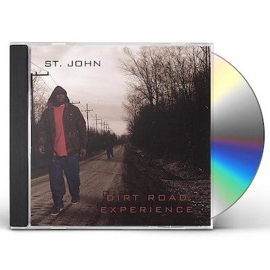 St. John DIRT ROAD EXPERIENCE CD