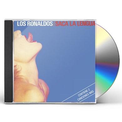 LOS RONALDOS / SACA LA LENGUA CD