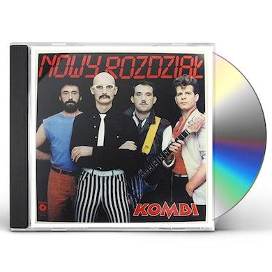 Kombi NOWY ROZDZIAL CD