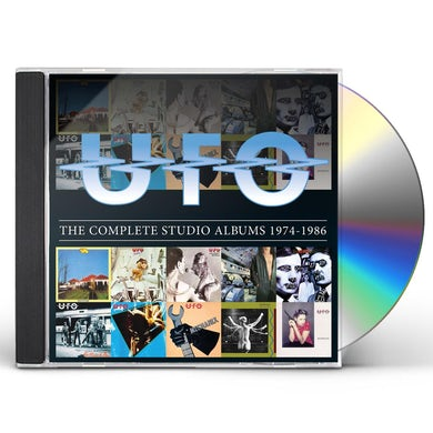 Ufo COMPLETE STUDIO ALBUMS CD