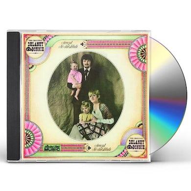 Delaney & Bonnie ACCEPT NO SUBSTITUTE CD