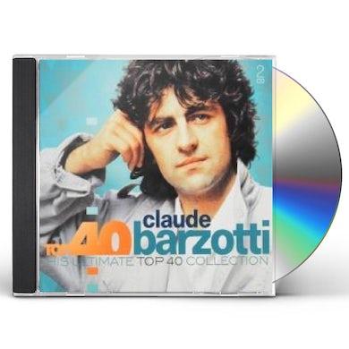 TOP 40: CLAUDE BARZOTTI CD