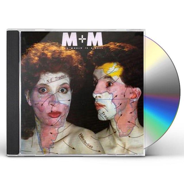Martha & The Muffins WORLD IS A BALL (30TH ANNIVERSARY EDITION) CD