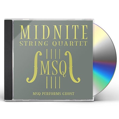 Midnite String Quartet PERFORMS GHOST (MOD) CD