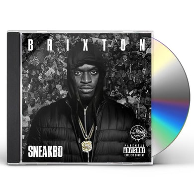 Sneakbo BRIXTON CD