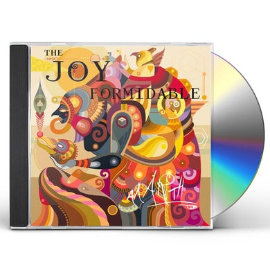 The Joy Formidable AAARTH CD