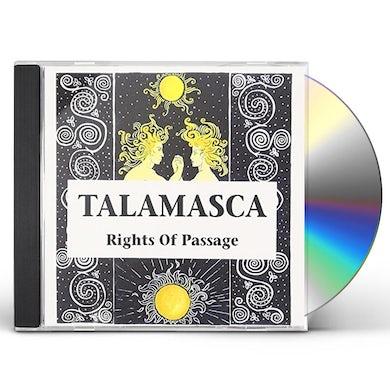 Talamasca RIGHTS OF PASSAGE CD