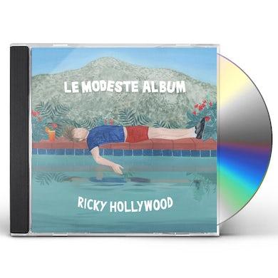 Ricky Hollywood LE MODESTE ALBUM CD