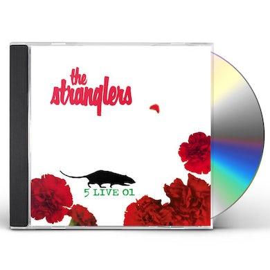 The Stranglers 5 LIVE 01 CD