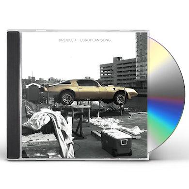Kreidler EUROPEAN SONG CD