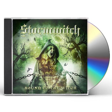 Stormwitch BOUND TO THE WITCH CD