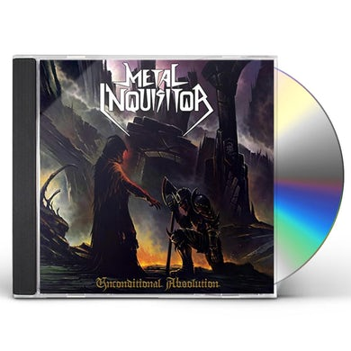 Metal Inquisitor UNCONDITIONAL ABSOLUTION CD