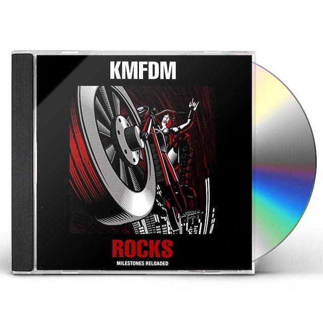 Kmfdm ROCKS-MILESTONES RELOADED CD