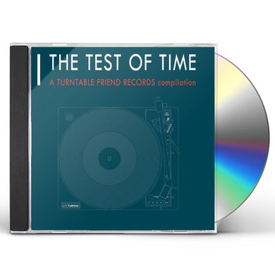 Test Of Time / Various CD