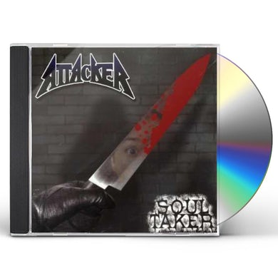 Attacker SOUL TAKER CD