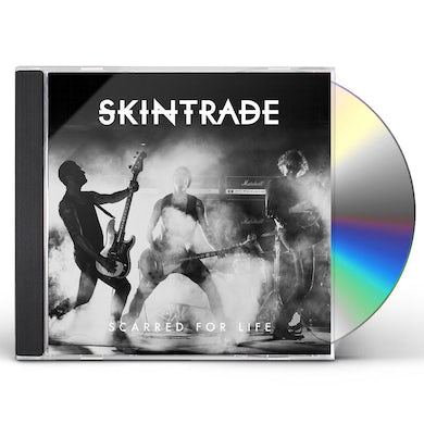 Skintrade SCARRED FOR LIFE CD