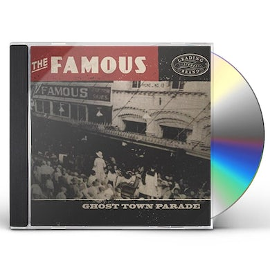 Famous GHOST TOWN PARADE CD