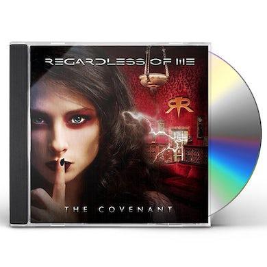 Regardless Of Me COVENANT CD