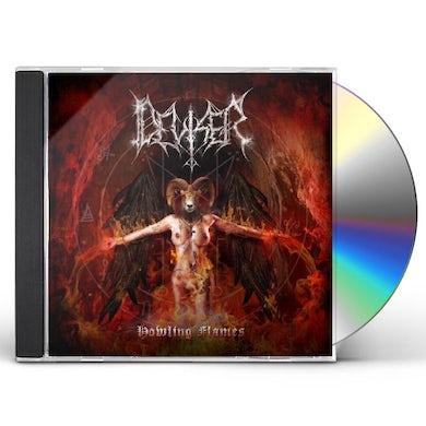 Deviser HOWLING FLAMES CD
