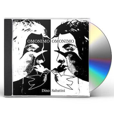 Dino Sabatini OMONIMO CD