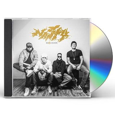 Nasty REALIGION CD