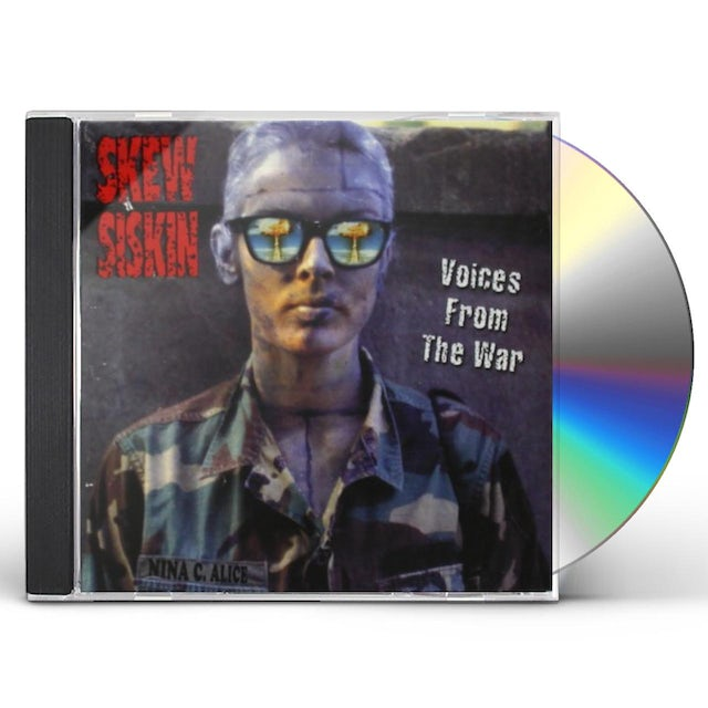 Skew Siskin VOICES FROM THE WAR CD