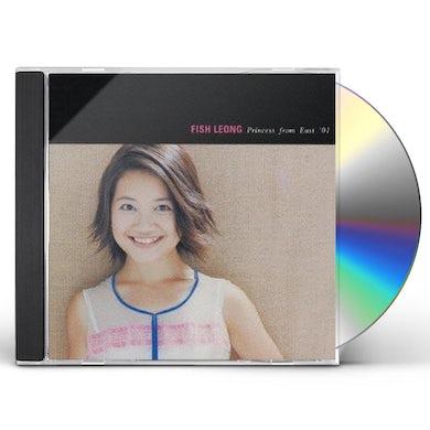 Fish Leong PRINCESS FROM EAST '01 CD
