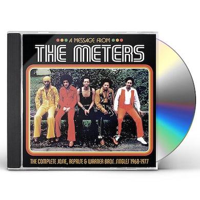 Meters COMPLETE JOSIE REPRISE & WARNER BROS SINGLES 68-77 CD