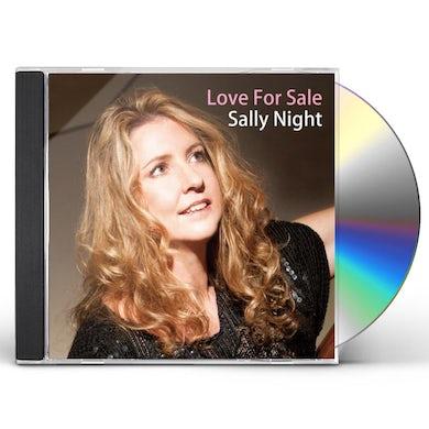 Sally Night LOVE FOR SALE: SALLY'S NIGHT MOOD CD