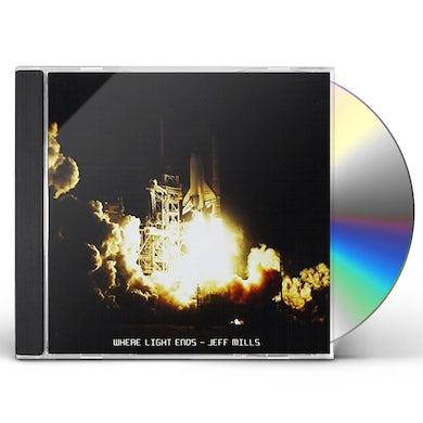 WHERE LIGHT ENDS CD