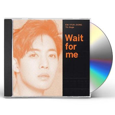 Kim Hyun Joong WAIT FOR ME (VERSION C) CD