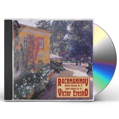 VICTOR ERESKO: RACHMANINOV MO CD