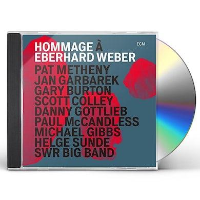 Jan Garbarek HOMMAGE CD