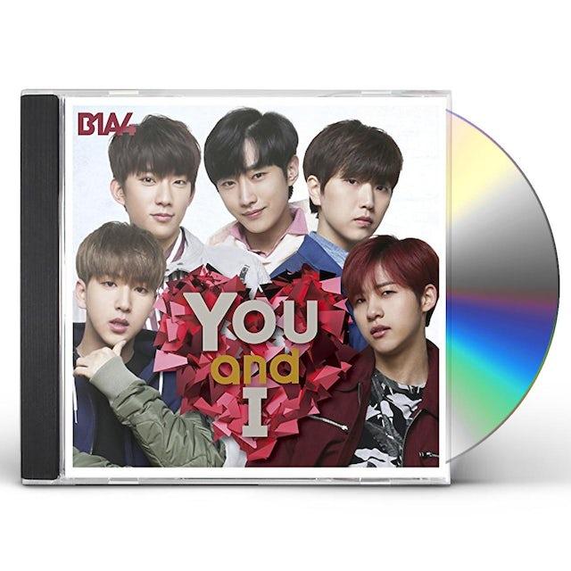 B1A4 YOU & I: LIMITED CD