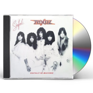 Angel SINFUL CD