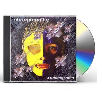 Shooglenifty WHISKY KISS CD