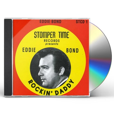 Eddie Bond ROCKIN' DADDY FROM MEMPIS TENNESSEE CD