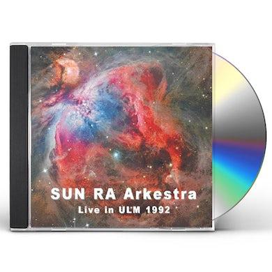 Sun Ra Arkestra LIVE IN ULM 1992 CD