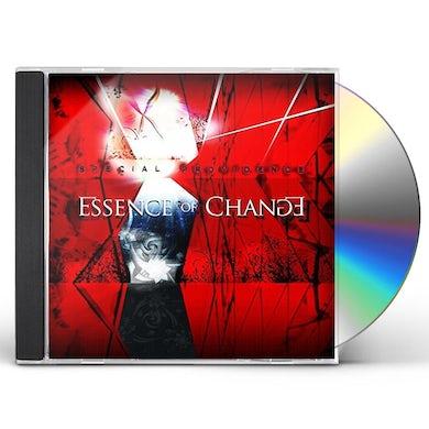 ESSENCE OF CHANGE CD