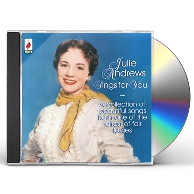 JULIE ANDREWS SINGS FOR YOU CD