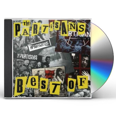 BEST OF PARTISANS CD