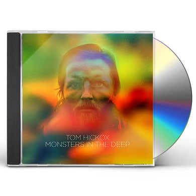 Tom Hickox MONSTERS IN THE DEEP CD