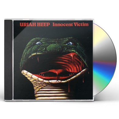Uriah Heep INNOCENT VICTIM CD