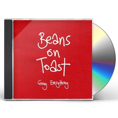 Beans On Toast GIVING EVERYTHING CD