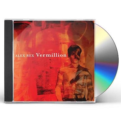 Alex Rex VERMILLION CD