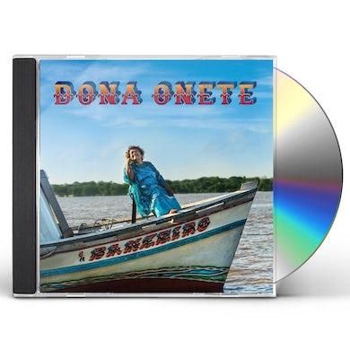 Dona Onete BANZEIRO CD