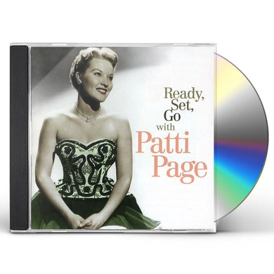 READY SET GO WITH PATTI PAGE CD